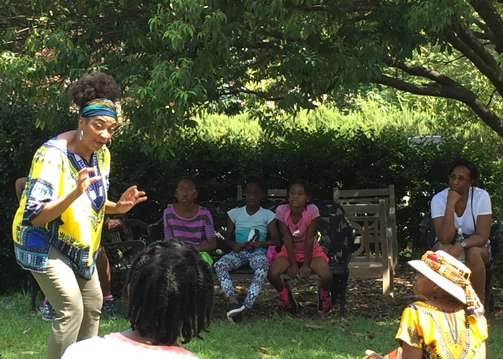 Gullah Geechee Storytelling By LaDoris Bias Davis