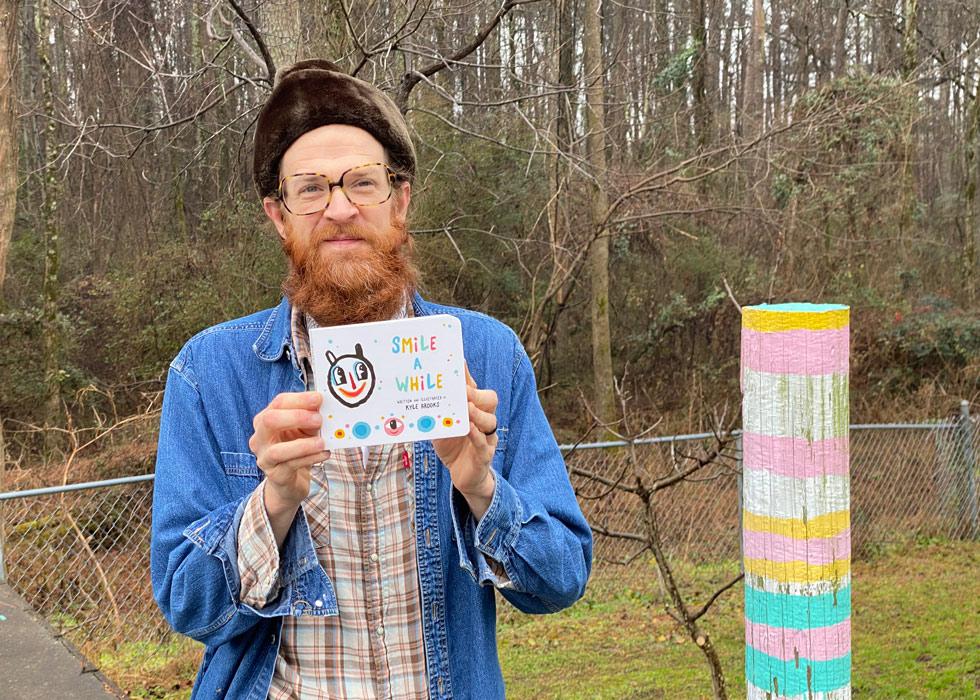 An Interview With Artist Kyle Brooks
