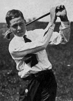 Jones wins inaugural Georgia State Amateur Championship at age 14. Competes in the U.S. Amateur tournament as the youngest competitor that year.